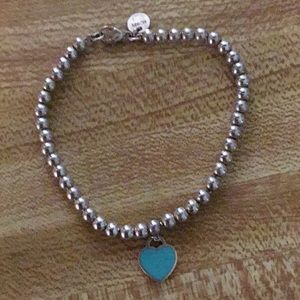 """Tiffany & Co. Jewelry - Tiffany Vintage """"RARE"""" Mini Beaded Bracelet"""